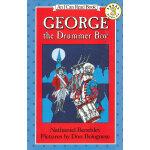 George the Drummer Boy打鼓男孩乔治(I Can Read,Level 3)ISBN9780064441063