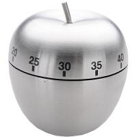 苹果定时器ASD 厨房用品小工具厨房手动定时器提醒器小巧计时器GJ20B1