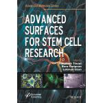 预订 Advanced Surfaces for Stem Cell Research [ISBN:978111924