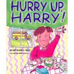 预订 Hurry Up, Harry [ISBN:9780809166534]
