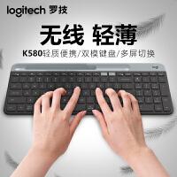 罗技 MK240无线键鼠套装 迷你 无线键盘鼠标套装 3年产品质保 黑色 台式机,笔记本,智能电视都能使用
