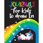 预订 Journals For Kids To Draw In: Blank Doodle Draw Sketch B