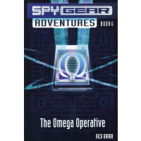 Omega Operative (spy Gear Adventures)欧米茄法则