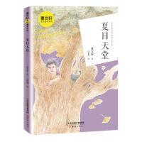 曹文轩金色童年系列・夏日天堂