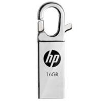HP/惠普v252w 16G 优盘16g创意迷你可爱金属u盘防水正品车载U盘16G