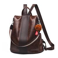 女士背包旅行书包2019新款韩版大容量包包时尚百搭双肩包