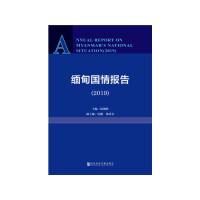 缅甸国情报告(2019) 祝湘辉 主编 9787520144131