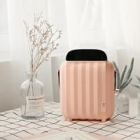 马克图布 面包暖风机家用便携小型取暖器学生宿舍低功率速热迷你桌面热风机 NFJ1901粉色