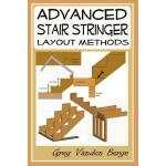 预订 Advanced Stair Stringer Layout Methods [ISBN:97814783835