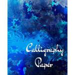 预订 Calligraphy Paper: Calligraphy Paper Notebook writing fo