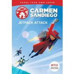 预订 Jetpack Attack [ISBN:9781328629098]