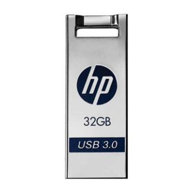 [大部分地区包邮] HP/惠普u盘x795w 32g金属迷你高速USB3.0防水优盘32G创意定制车载