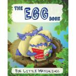 预订 The Egg Book for Little Hatchlings [ISBN:9781925807233]