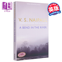 【中商原版】河边小屋 英文原版A Bend in the River,V. S. Naipaul,Picador