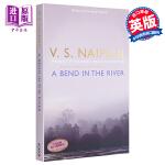 【中商原版】河边小屋 英文原版A Bend in the River,V. S. Naipaul,Picador