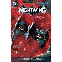 英文原版Nightwing Vol. 5: Setting Son