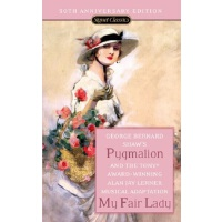 卖花女(皮格马利翁)与窈窕淑女 英文原版 Pygmalion and My Fair Lady 萧伯纳 经典文学