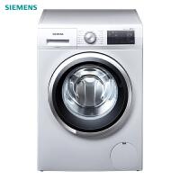 西门子(SIEMENS)WG52A2U00W 10公斤高温煮洗除菌 变频 智能除渍 滚筒洗衣机(白色)