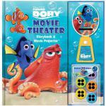 【预订】Disney-Pixar Finding Dory Movie Theater Storybook & Mov