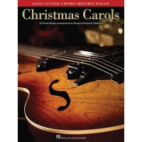 预订 Christmas Carols: Jazz Guitar Chord Melody Solos [ISBN:9