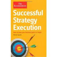 经济学人:成功的执行策略 英文原版 The Economist: Successful Strategy Execut