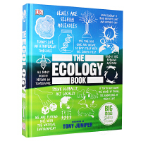 DK生态学百科 英文原版 The Ecology Book: Big Ideas Simply Explained 进