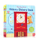 【发顺丰】英文原版 sing along with me Hickory Dickory Dock小老鼠上灯台 欧美经