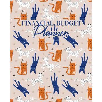 预订 Financial Budget Planner: Weekly Organizer Monthly Expense Tracker Finan [ISBN:9781092287906] 美国发货无法退货 约五到八周到货