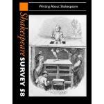 预订 Shakespeare Survey: Writing about Shakespeare [ISBN:9780