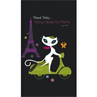 French Kitty in Kitty Goes to Paris ISBN:9780810944473