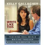 【预订】Write Like This: Teaching Real-World Writing Through Mo