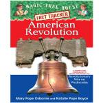 【中商原版】神奇树屋小百科11:美国革命 英文原版 Magic Tree House Fact Tracker #11