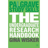 The Undergraduate Research Handbook 本科生调研手册【英文原版】