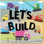 预订 Let's Build [ISBN:9781328606075]