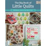 预订 The Big Book of Little Quilts: 51 Patterns, Small in Siz