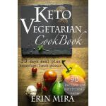 预订 Keto Vegetarian Cookbook: 30 days meal plan, breakfast,
