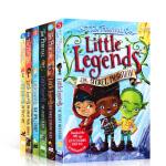 【顺丰包邮】进口英文原版 怪兽传说 Little Legends Collection1-6册 The Spell T