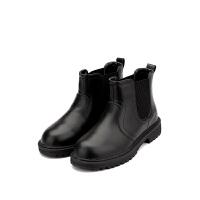 【159元任选2双】迪士尼童鞋女童冬季保暖靴子 S73565 S73572 S73573