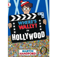 Where's Wally? In Hollywood 威利在哪里4:梦幻电影王国好莱坞 ISBN9781406305