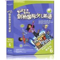剑桥国际少儿英语Kids`Box 6级 点读版 学生包 少儿英语培训教材