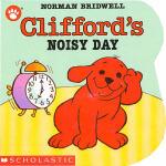 Clifford's Noisy Day大红狗-闹哄哄的一天