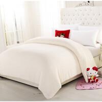 新疆棉被芯纯棉花被子冬被全棉 垫被棉絮床垫 棉胎8 10斤加厚保暖