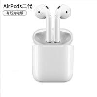 APPLE苹果 AirPods2代/AirPods无线蓝牙耳机支持ipad pro/air3代 Airpods 2 【无