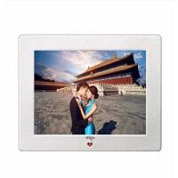 Aigo/爱国者哥窑数码相框DPF862 2G电子相册相框音乐视频锂电