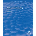 预订 Dictionary of Enamelling: History and Techniques [ISBN:9