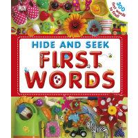 Hide and Seek First Words找找看:我的第一个单词ISBN9781405351737