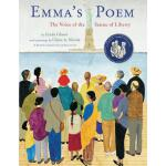 【预订】Emma's Poem The Voice of the Statue of Liberty