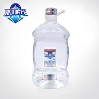 冰川时代 饮用天然矿泉水 无气弱碱性小桶装水整箱4.5L*4桶
