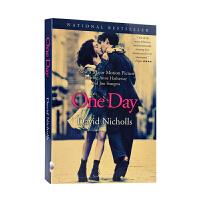 One Day 进口正版 一天英文原版小说 畅销书籍外文 经典爱情小说 进口图书 原版书籍 青少年畅销进口外文电影原著
