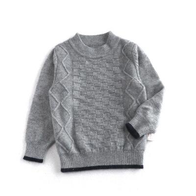 新款男士线衫秋冬男儿童毛衣男孩羊绒衫打底衫学生套头毛线衣宝宝针织 发货周期:一般在付款后2-90天左右发货,具体发货时间请以与客服协商的时间为准